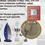 Issitec Einleger - Trophäen und Pokale