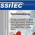 Issitec Einleger - Textilveredelung