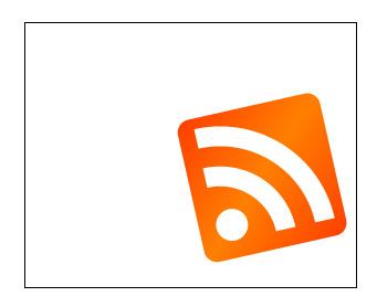 Pimped RSS-Button - Einfügen und Drehen