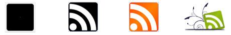 RSS-Button Banner