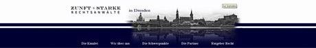 Zunft + Starke, Dresdener Rechtsanwälte bloggen