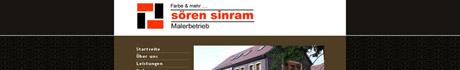 Malerbetrieb Sören Sinram